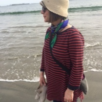 jenny on long beach