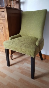 tsloan's green chair