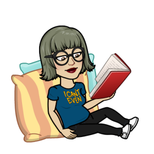 reading bitmoji
